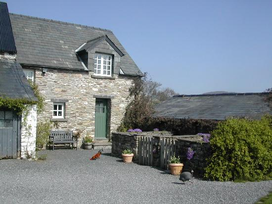 Alltybrain Farm Cottages: Damson Cottage at Alltybrain Farm