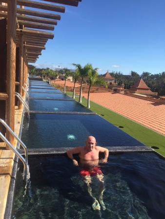 Habitacion suite con piscina privada fotograf a de lopesan baobab resort meloneras tripadvisor - Habitacion piscina climatizada privada ...