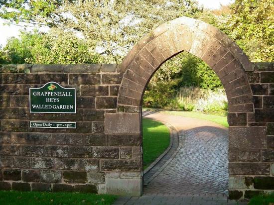 Grappenhall Heys Walled Garden