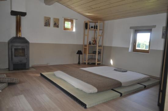 Allex, France: La salle de Shiatsu confort du Mokuso