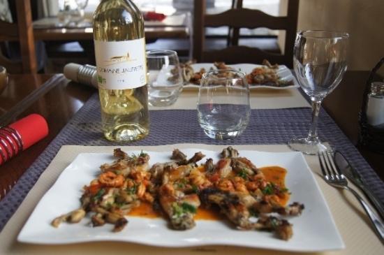 Restaurant Chez Raymond Villars Sous Dampjoux