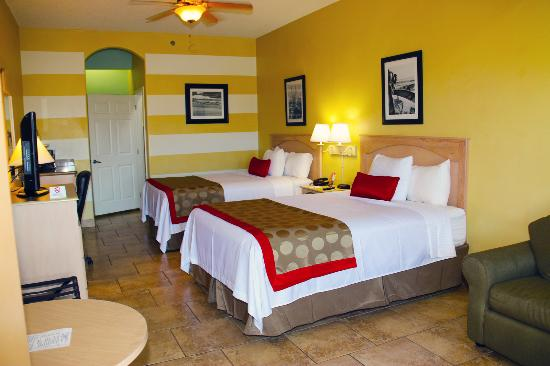 Standard Room Picture of Ramada Hotel Suites South Padre