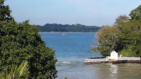Bay Watch Villas: sea