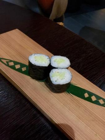 mistä voin ostaa viimeisin alennus ostaa uusia Hosomaki kappa - Picture of Sushi B, Milan - TripAdvisor