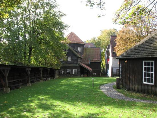 Clausthal-Zellerfeld, Tyskland: Freigelände
