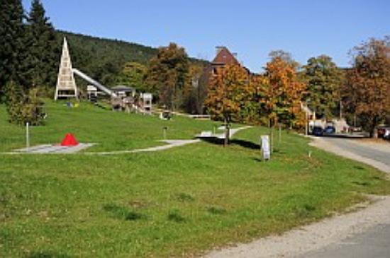 Clausthal-Zellerfeld, Alemania: Minigolf
