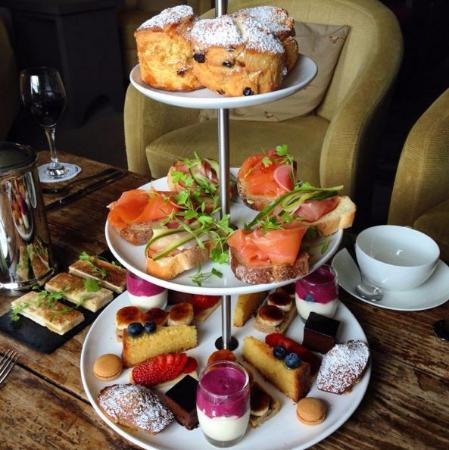 Stunning Afternoon Tea Experience