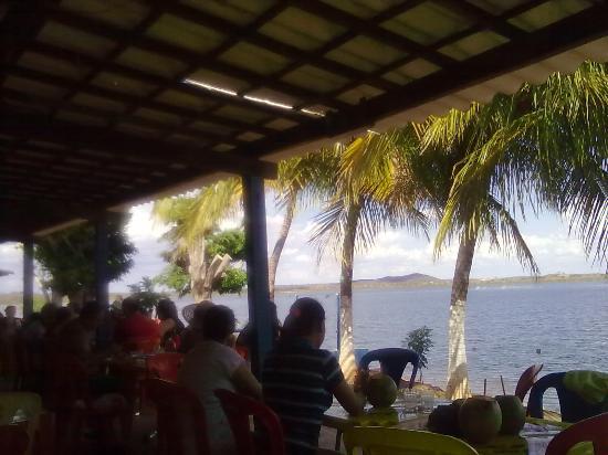 Iguatu, CE: Restaurante lá no Rio Trussu