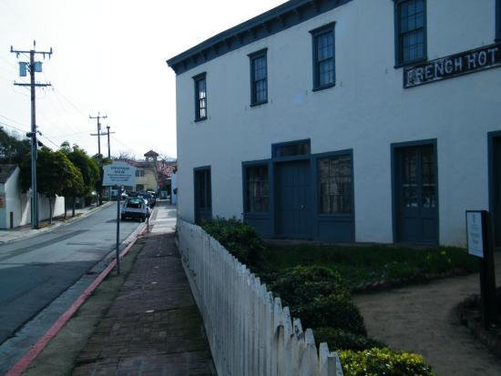 Stevenson House Bild