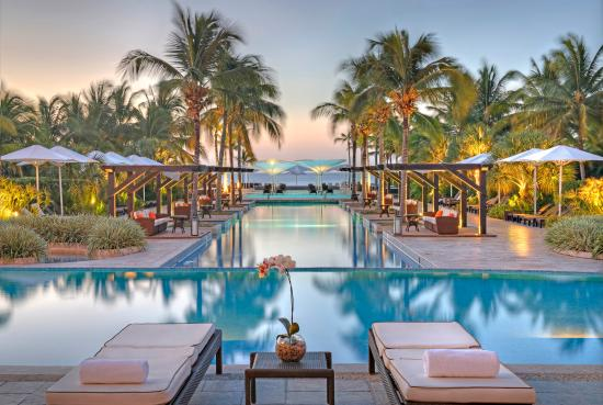 JW Marriott Panama Golf & Beach Resort: Beach Club
