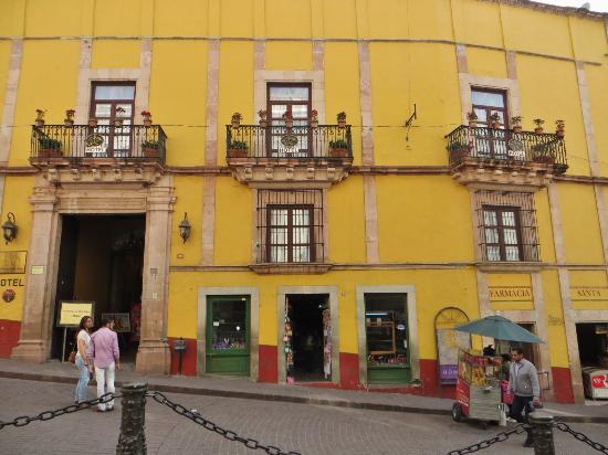 Hotel La Casona de Don Lucas Picture