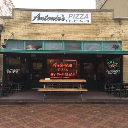 mac cheese pizza picture of antonio s pizza by the slice rh tripadvisor com