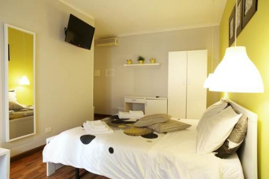 Elios Rooms: Camera Matrimoniale