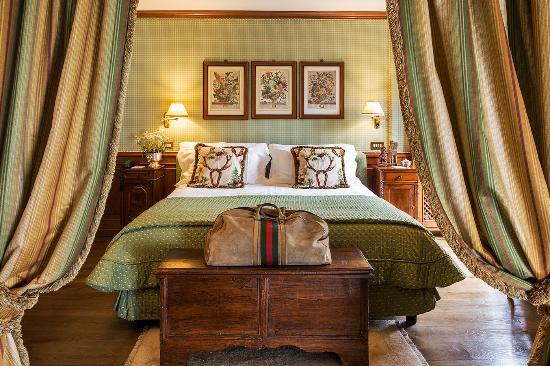 Hotel Hermitage: Suite Prestige