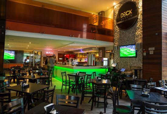 Deck Jardim Bar: Seja bem vindo!!
