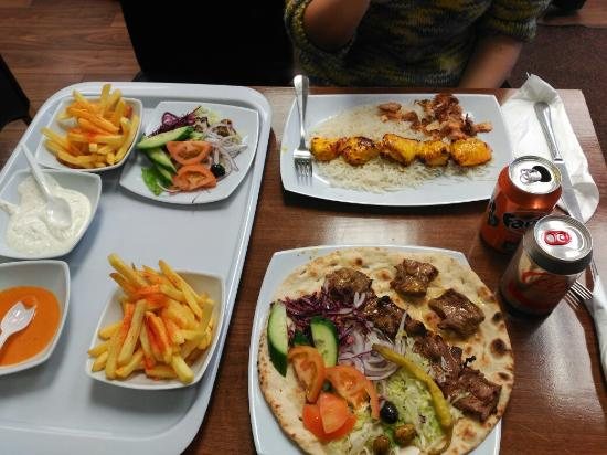 Best Kebab And Halal Food In Dublin Traveller Reviews Passion 4 Food Tripadvisor