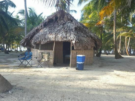 Cabanas Demar Achudup
