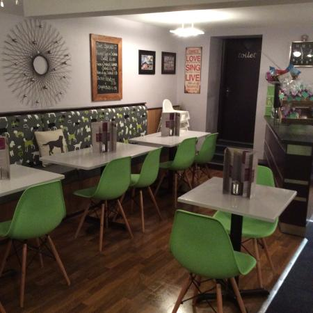 Bliss Cafe: Newly refurbished Bliss