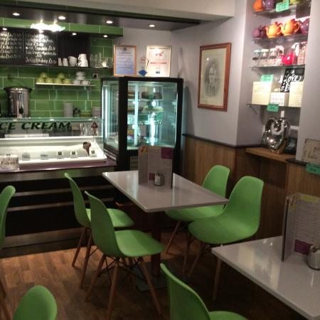 Bliss Cafe: Newly refurbished