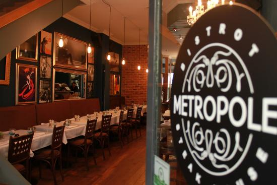Bistrot Metropole