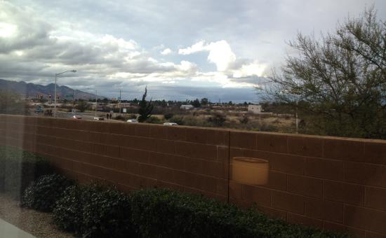 TownePlace Suites Sierra Vista: View from room