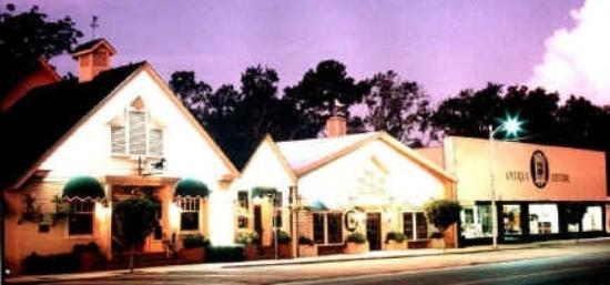 The Gift Horse Restaurant & Antiques in Downtown Foley, AL ...