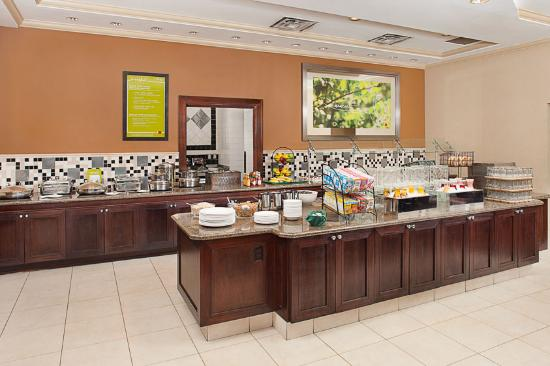breakfast buffet picture of hilton garden inn denver tech center rh tripadvisor com