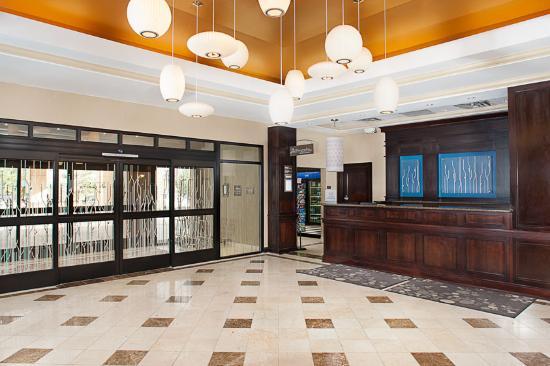lobby picture of hilton garden inn denver tech center denver rh tripadvisor com