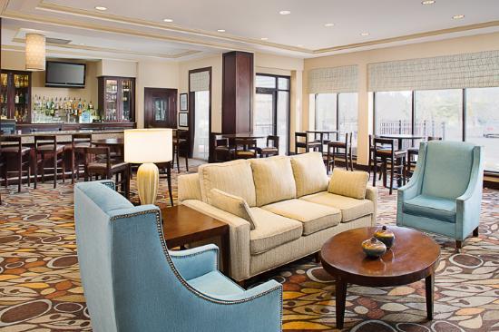 lounge picture of hilton garden inn denver tech center denver rh tripadvisor com