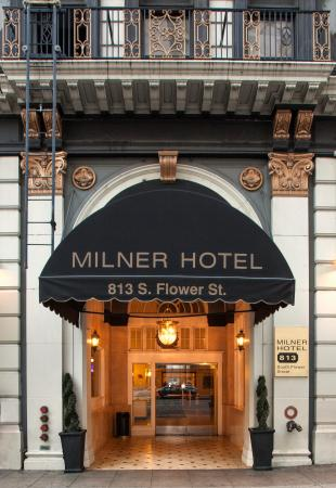 The Milner Hotel Downtown Los Angeles