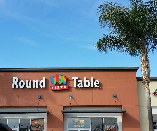 Round Table La Habra.Now A Round Table Pizza Review Of Zpizza La Habra La Habra Ca