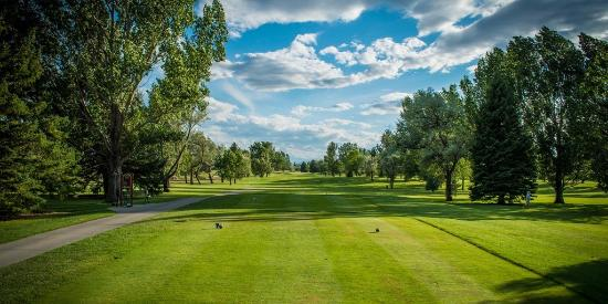 Laurel, MT: Hole 10
