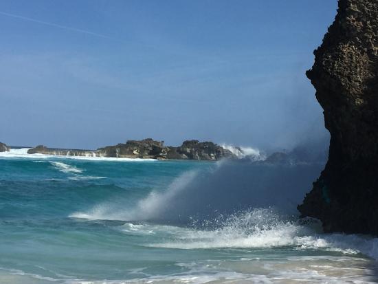 North Caicos : Mudjin Harbor