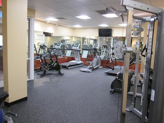 Hancock, MA: Workout Room