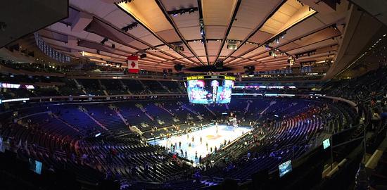 Knicks Orlando Picture Of Madison Square Garden New York City Tripadvisor