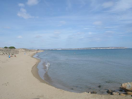 Almoradi, إسبانيا: Beach