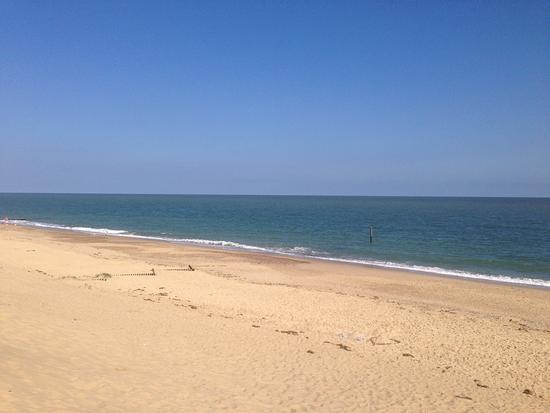 Caister On Sea Beach Photo Jpg