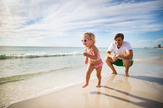 Family fun abounds in Panama City Beach