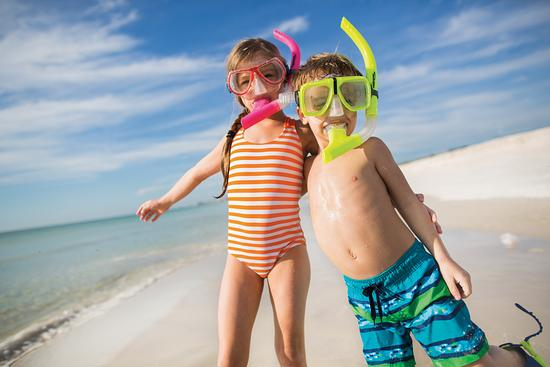 Panama City Beach, FL: Grab some snorkel gear and check out the underwater world around St. Andrews State Park.