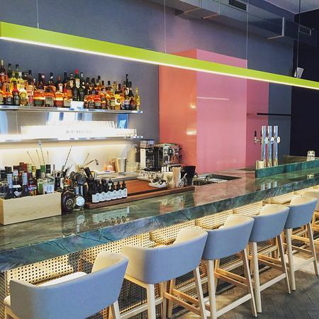 Photo of Restaurant Miranda Bar at Esterhazygasse 12, Vienna 1060, Austria
