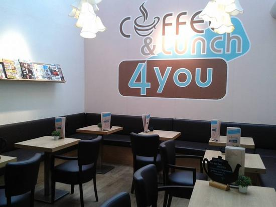 Photo of Cafe Coffee & Lunch 4 You at Oude Vest 31, Breda 4811 HS, Netherlands