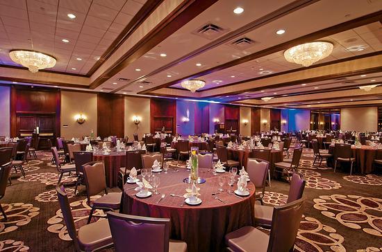 Hilton Houston Westchase: Omni Grand Ballroom