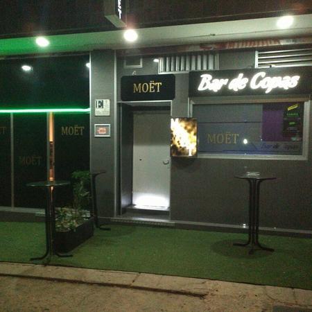 MOET Bar De Copas