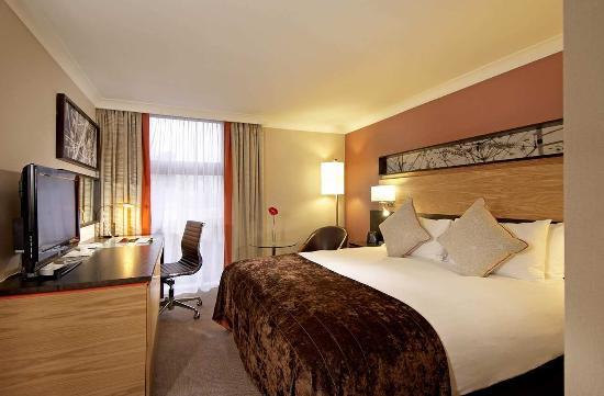 Hilton London Kensington: Double Deluxe Room