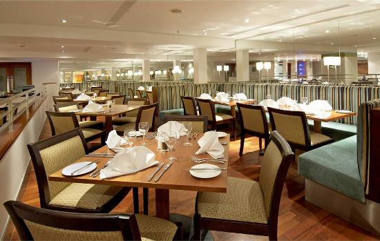 Hilton London Paddington : The Brasserie