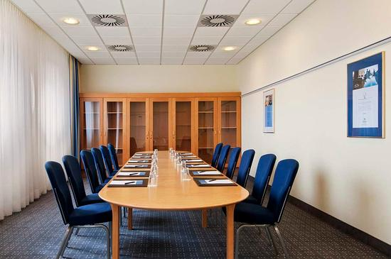 Hilton Nuremberg: Meeting Room Seoul