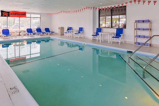 College Park, MD: Indoor Pool
