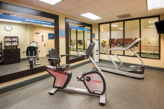 Bridgeport, فرجينيا الغربية: Fitness Center