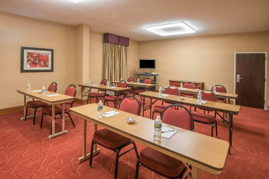 Bridgeport, Virginia Occidental: Meeting Room