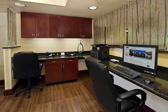 Ruston, LA: Business Center